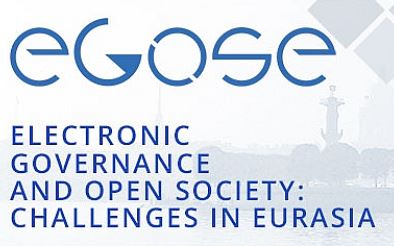 Electronic Governance and Open Society:  Challenges in Eurasia (EGOSE 2018)