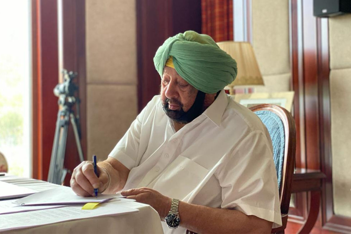 All class 5, 8, 10 students in Punjab to be promoted without Exams, announces CM