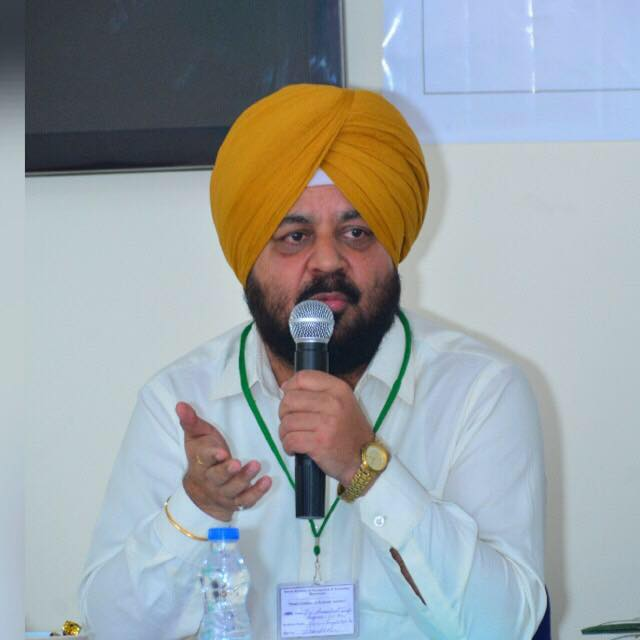 Keeping a positive approach amid COVID-19 pandemic :Dr. Amanpreet Singh