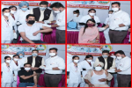 PSPCL has organised 5th covid 19 vaccination camp at Pàtiala: R.P.Pandove